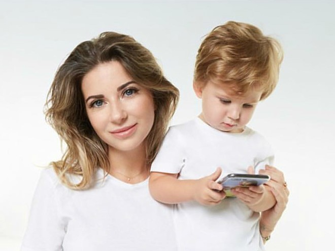 С утра до вечера: Галина Юдашкина рассказала, чем занимается ее двухлетний сын каждый день