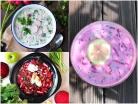 Холодные летние супы: вкусно, сытно и освежает