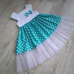 """Платье """"Волшебная рыбка"""" 2. Сделано на заказ."""