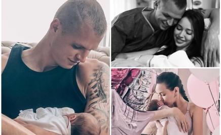 Дмитрий Тарасов вернулся к новорожденной дочери