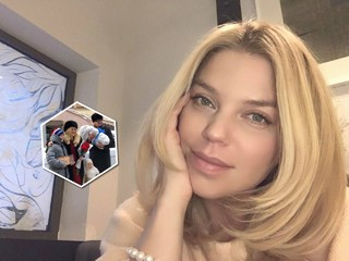 Липа Тетерич рассекретила пол ребёнка