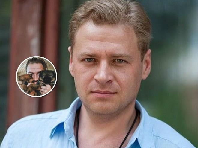 Алексей Барабаш умилил всех фото со щенками