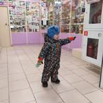 День за машинкой и сыну есть в чём погулять)