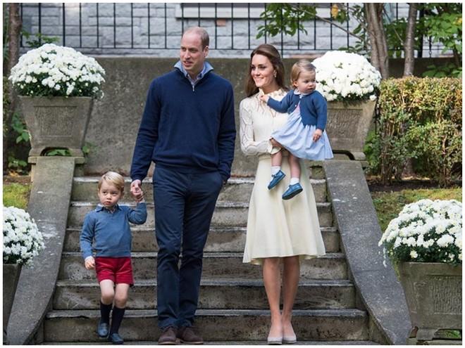 Принц Уильям и Кейт Миддлтон назвали крестных принца Луи