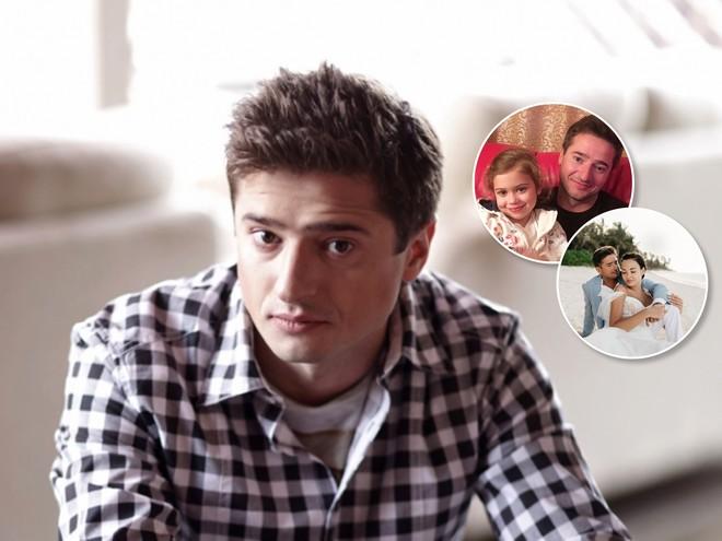 Откровенно: Иван Стебунов рассказал о разводе с Мариной Александровой и о новой семье