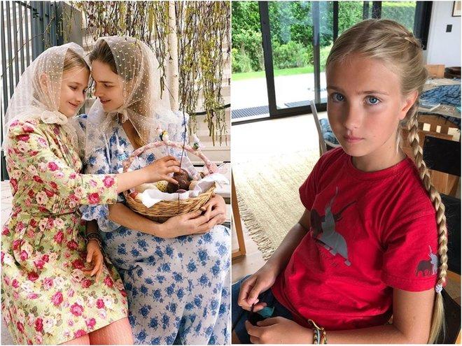 Дочь Натальи Водяновой - Нева