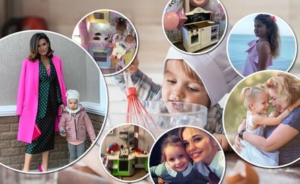 Маленькие хозяйки: детские кухни дочек знаменитостей