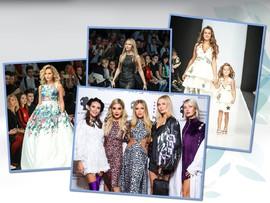 Московская мода: звездные мамы вышли на подиум