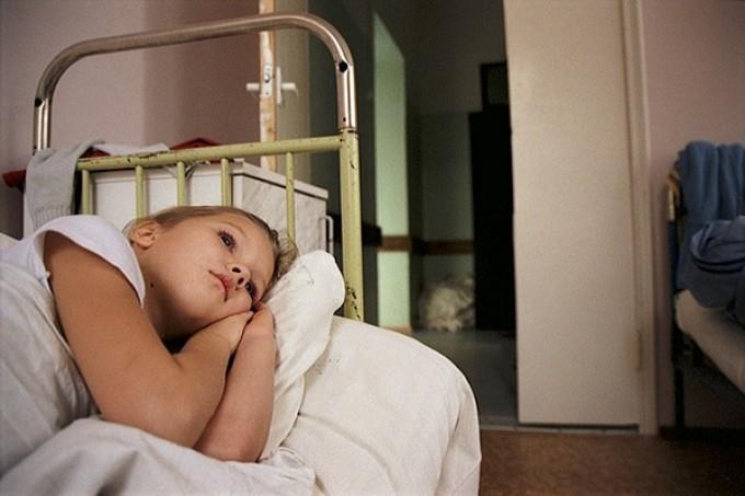На Урале дети массово заболели из-за золотистого стафилококка