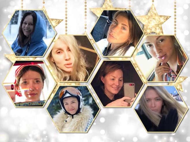 9 звезд, которые уверенно чувствуют себя без макияжа