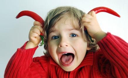 Совет дня: если ребенок слишком расшалился, надо его «выключить»