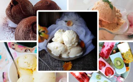 Морозно, вкусно, просто: делаем мороженое и фруктовый лед