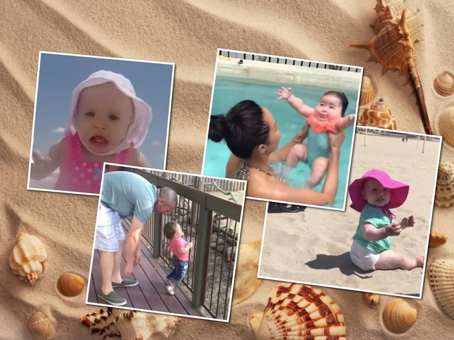 Видео: 7 очень смешных случаев, которые происходят с любыми малышами на отдыхе