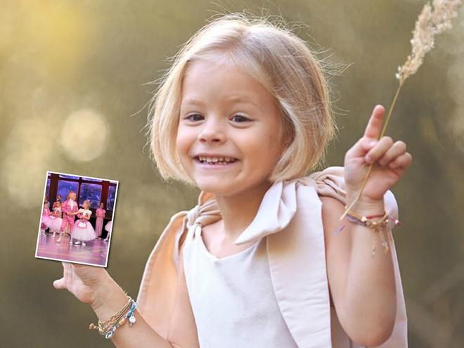 Видео: дочь Тимати станцевала в балете «Щелкунчик»