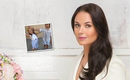 Оксана Федорова порадовала поклонников фотографией детей
