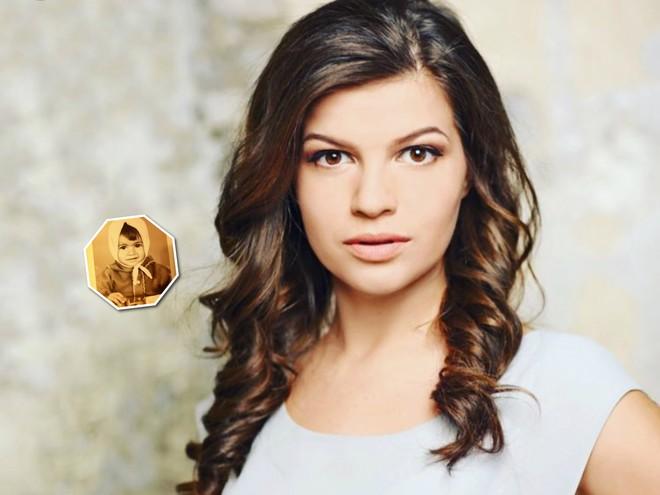 Аленушка: Агния Кузнецова показала детскую фотографию