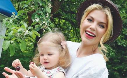 Мисс очаровашка: видео младшей дочки Липы Тетерич всех умилило