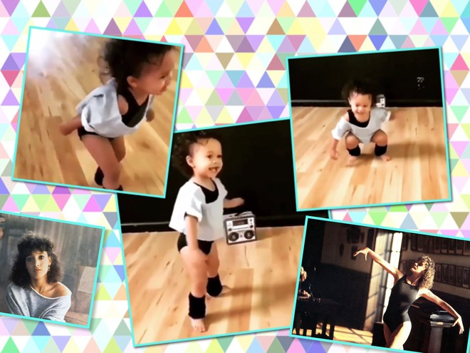 Будущая звезда: в Сети обсуждают маленькую девочку, которая танцует, как в кино