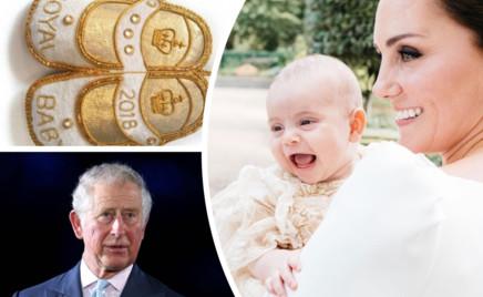 Золотые башмачки для принца Луи