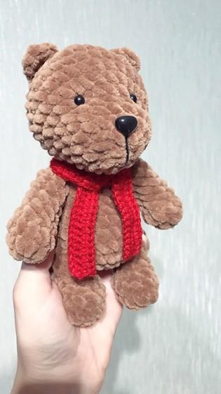 Мой новый медвежонок 🐻🙏🏻