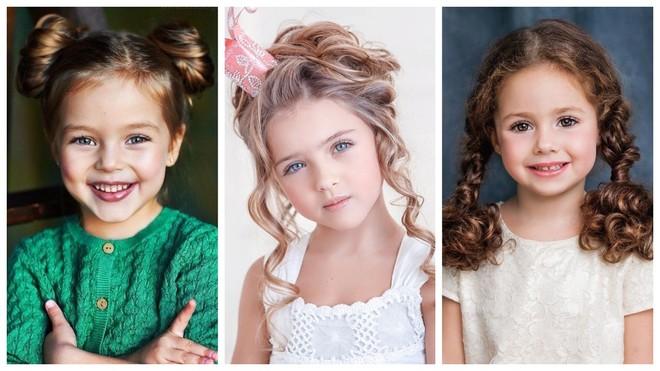 30 причесок для маленьких принцесс