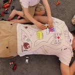 Отличное решение для совместной игры папы и детей