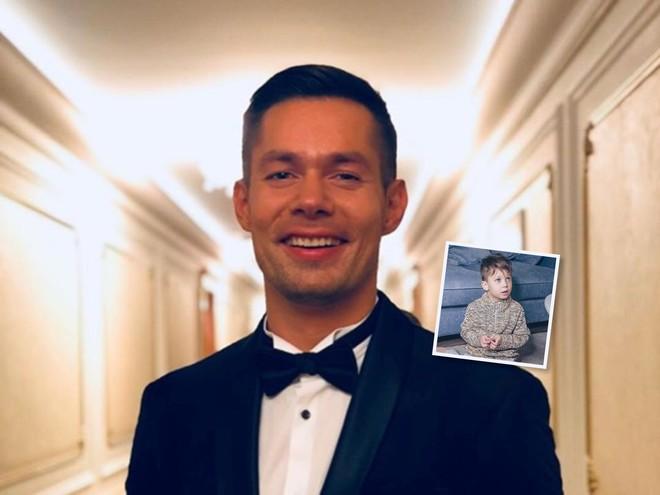 Первый юбилей: Cтас Пьеха показал фото с подросшим сыном