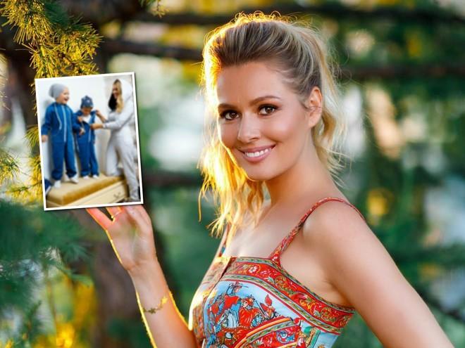 Новая сборная: Мария Кожевникова показала фото с подросшими сыновьями