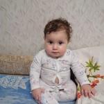 Моей булочке 11 месяцев