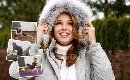 Видео: Полина Диброва показала эффективные упражнения для похудения