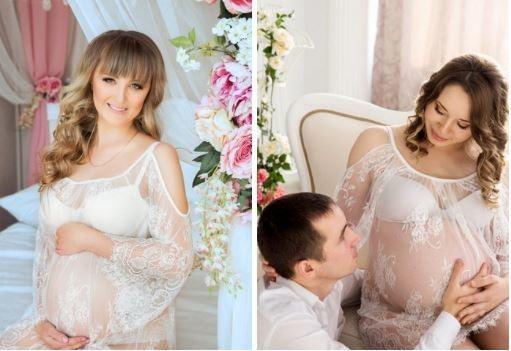 Фотосессия беременности (Москва