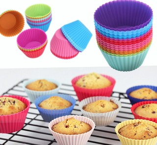 Как приготовить кексы в силиконовых формочках - лучшие рецепты домашних кексов