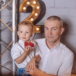 22.12.2018 День Рождение нашего мини человека🥳🎂🎁🎉🎊