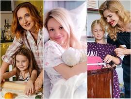 3 и больше: многодетные Инста-мамы