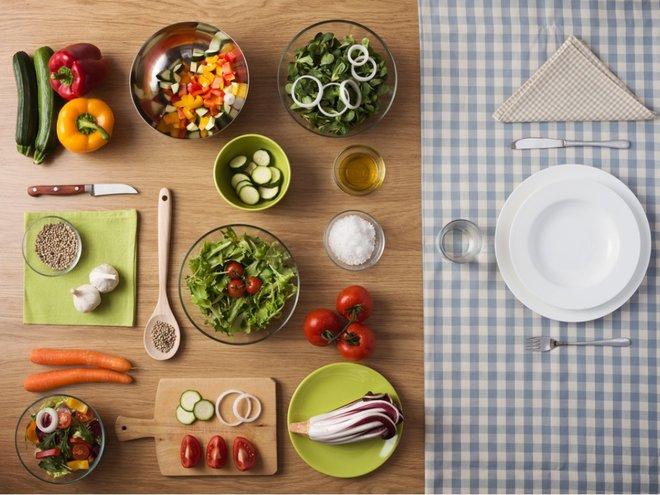 меню скандинавской диеты