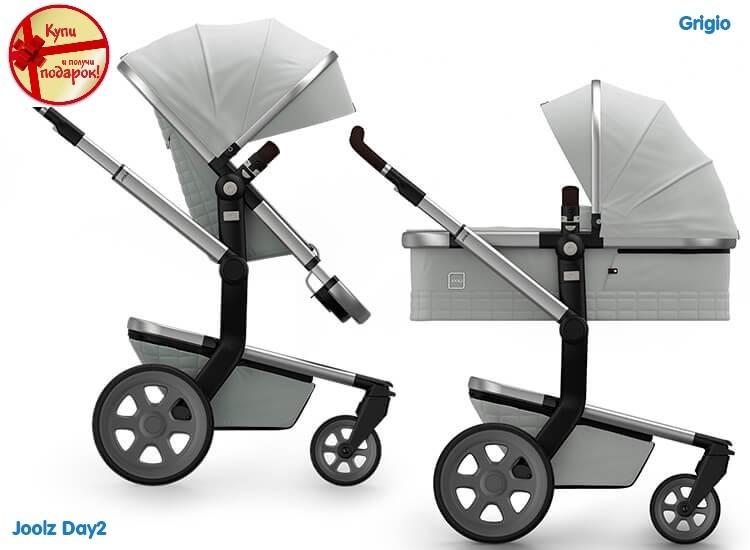 Выбор коляски stokke trailz или Joolz Day?
