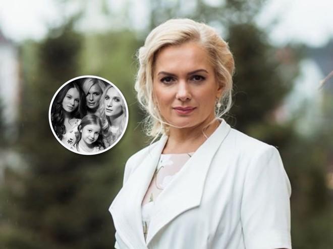 Нежность: Мария Порошина снялась с дочками в фотосессии накануне родов