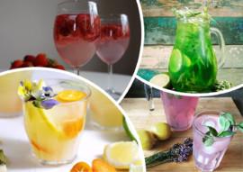 7 рецептов домашнего лимонада: освежайтесь вкусно и с пользой для здоровья