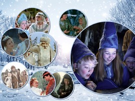 10 лучших новогодних фильмов-сказок для детей и родителей