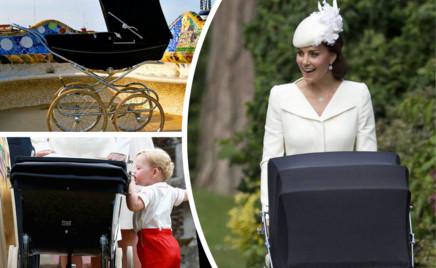 Интересно: как Кейт Миддлтон выбирает коляску для детей