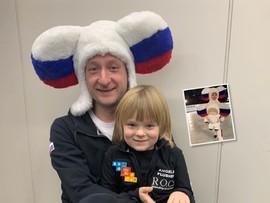 Видео: у сына Евгения Плющенко появился ЧебуСашка