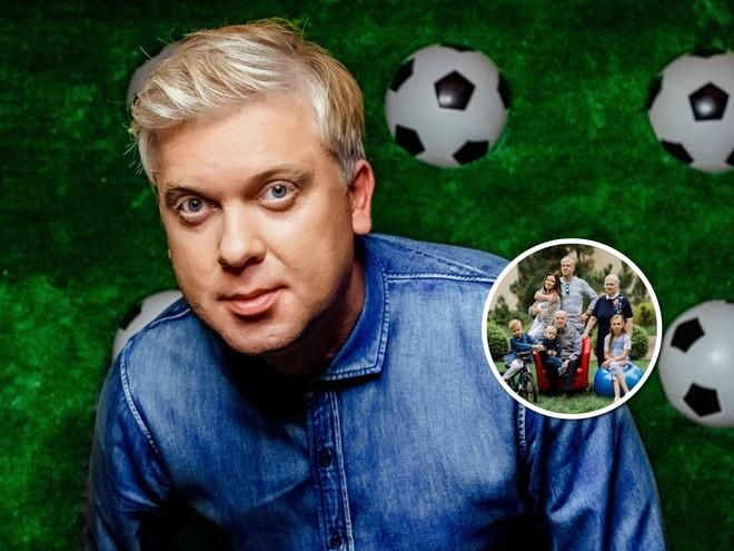 Сергей Светлаков рассказал о сыне, которого скрывал целый год