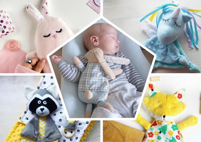 Уютно и тепло: детские игрушки-грелки