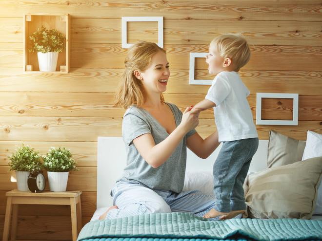 Совет дня: разрешайте детям выплескивать физическую энергию