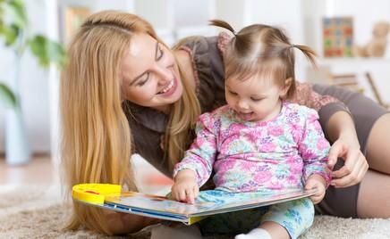 Лайфхак: веселый способ привить ребенку любовь к чтению