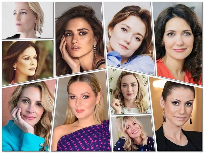 Интересный поворот: актрисы, которые снимались во время беременности