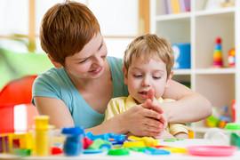 7 шагов: как научить ребенка лепить из пластилина