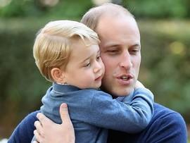 Принц Уильям рассказал о трогательной просьбе своего пятилетнего сына Джорджа
