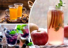 Вкусно и полезно: 7 компотов для детей и взрослых