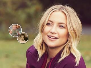 Удивительное сходство: дочь Кейт Хадсон растет копией своей мамы в детстве